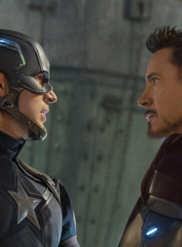"""ARVUSTUS: """"Kapten Ameerika: Kodusõda"""" tõestab Marveli superkangelasefilmide jätkuvat paremust"""