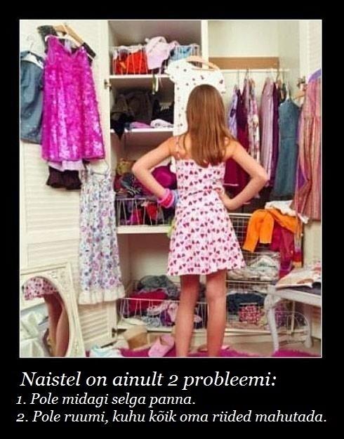 Naiste probleemid