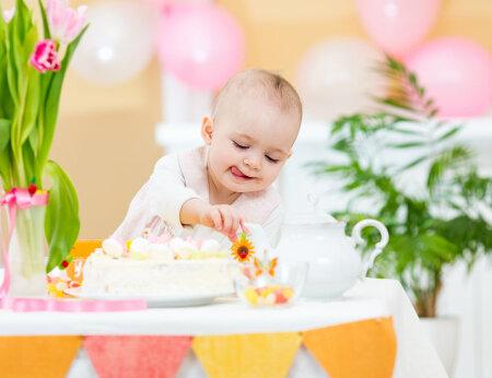 Kõige tähtsam pidu: 7 asja, mida pead silmas pidama lapse esimese sünnipäeva tähistamisel