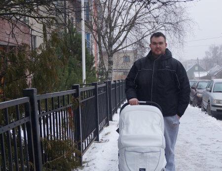 Isa blogi: Lapsevankriga linnas: ohtlikest kõnniteedest ja juhmidest autojuhtidest