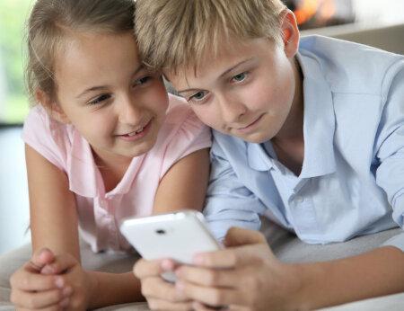 Kas osta lapsele kooli alguses kallis nutitelefon või mitte?