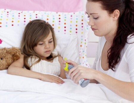 Antibiootikumid mõjutavad meid ja meie lapsi veel ka sellisel moel