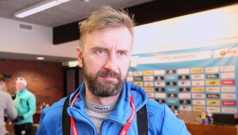 DELFI VIDEO: Indrek Kelk: lühikesel ringrajal on maratoni märksa raskem korraldada