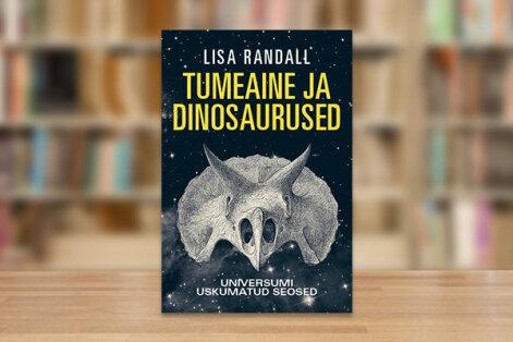 RAAMATUBLOGI: Tumeaine aitas hävitada dinosaurused ja avas tee Homo Sapiensile?