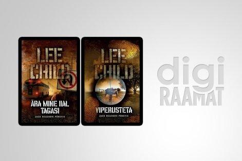 """RAAMATUKATKE: Lee Childi """"Viperusteta"""""""