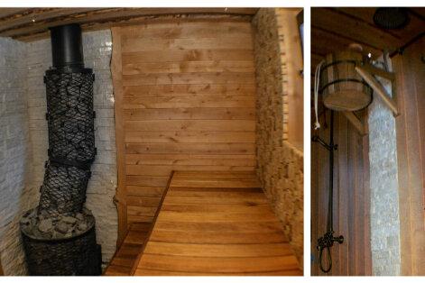 """""""Minu stiilne koduspaa"""": Koduõue rajatud saun — külmaveetünniga"""