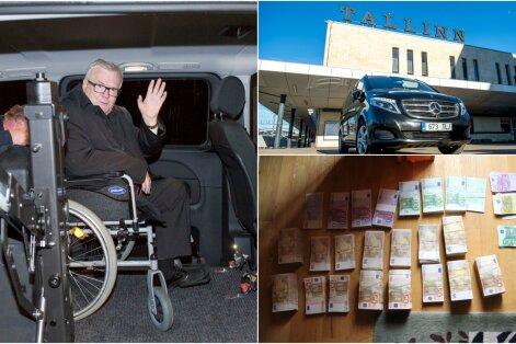 Keskerakond maksab linnapea ametist tagandatud Savisaarele parteikassast riigikogu liikme palka ning tasub muid kulusid