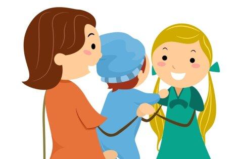 Anna laps ära ja päästa õnnelik pereelu