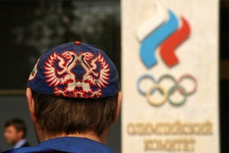 Dopinguhäbi: suuremat alandust Venemaale on raske ette kujutada