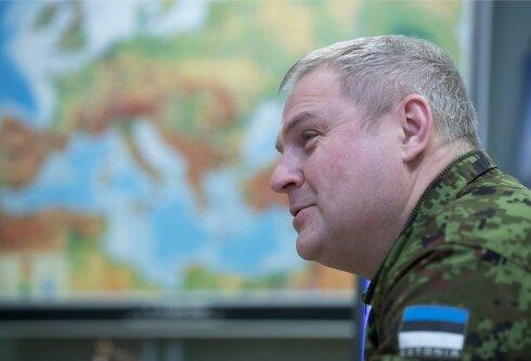 Kaitseväe juhataja kindralleitnant Riho Terras ütleb, et peale heade liitlassuhete peame me tagama, etkõik Eestis elavad inimesed oleksid n-ö meie inimesed.