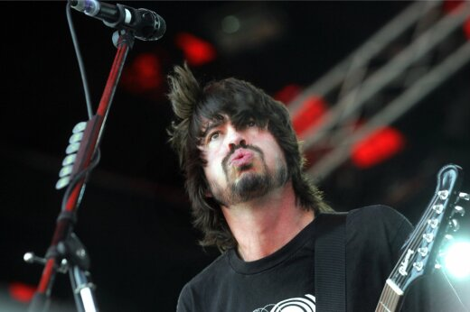 FOO FIGHTERS JA ROSKILDE