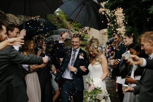 FOTOD   Võimsad armastust täis hetked! Need on 2017. aasta parimad pulmafotod