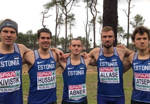 Kivistik sai murdmaajooksu EMil Eesti sportlastest parima koha