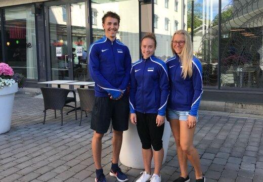 Eesti kergejõustiklased jäid U20 MMil statisti rolli
