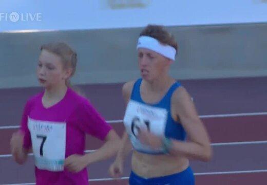 DELFI VIDEO | 12-aastase Luna-Aleksandra Lagoda vapper jooks Eesti meistrivõistlustel