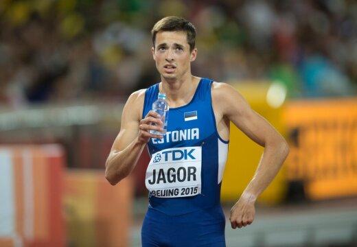 Napilt Londoni MMi normile alla jäänud Jagor pääseb siiski suurvõistlusele