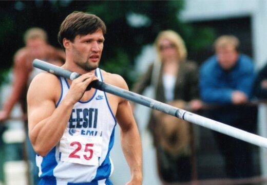 Erki Nool on maailmarekordimees Kevin Mayerist parem viiel alal