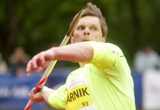 Andrus Värnik avaldas karjääri võimsaimate treeningvisete pikkused
