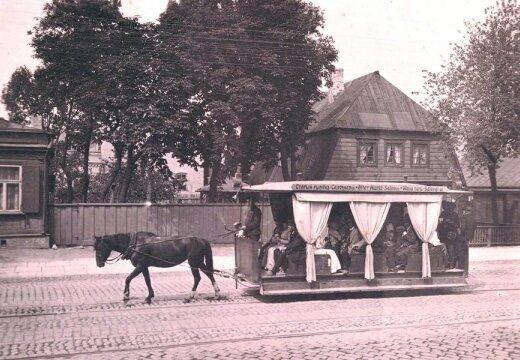 ФОТО: Таллиннскому трамваю 125 лет, — смотрите, как эволюционировал первый городской транспорт столицы