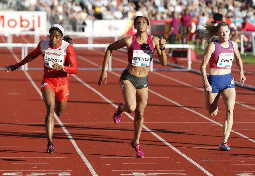 Shaunae Miller-Uibo konkurent andis positiivse dopinguproovi