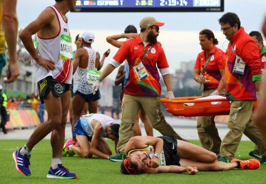 Arstid hoiatavad: 2020. aasta olümpiamaraton võib praeguse plaani kohaselt tulla tappev