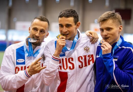 Tanel Visnap võitis kurtide MM-i lõpetuseks Eestile pronksi