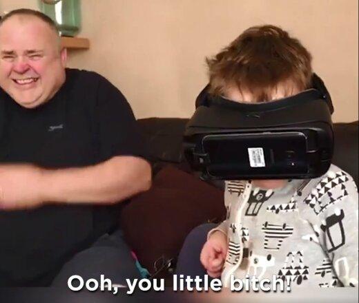 VIDEO | Lapsed, kes käituvad täpselt nii nagu nende vanemad