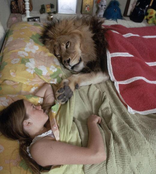 USKUMATU GALERII: Perekond, kellel on koduloomaks lõvi