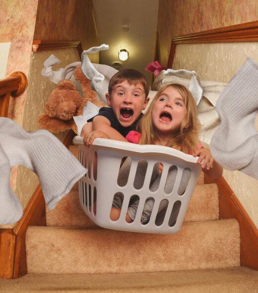 Kuidas läheneda koristamishullule pereemale