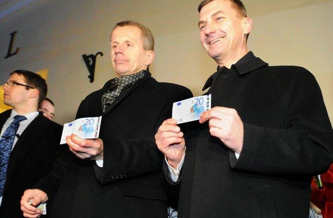 Eesti riik eurotsooni kokkuvarisemiseks ei valmistu
