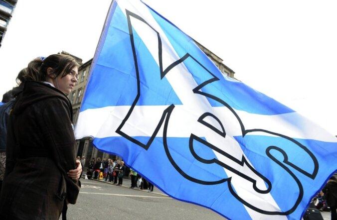 BRITAIN-SCOTLAND-POLITICS-VOTE-MONTH