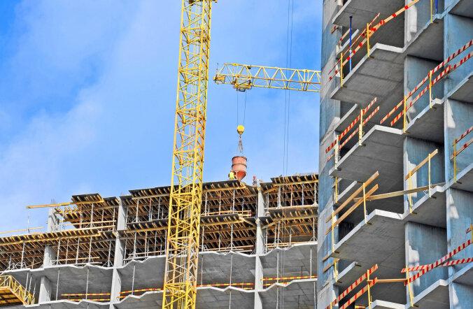 Ehitusettevõtted juhivad pankrotistujate edetabelit. Möödunud aastal pankrotistus 70 ehitusfirmat