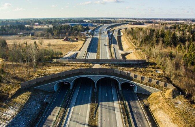 ФОТО и ВИДЕО: Кто пользуется единственным в Эстонии экодуком?