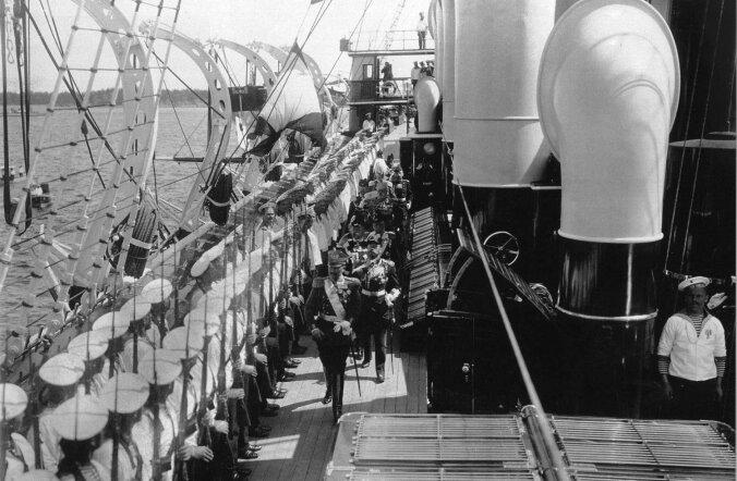 Tsaari lipu all: merelahingud Eesti vetes Esimese maailmasõja päevil