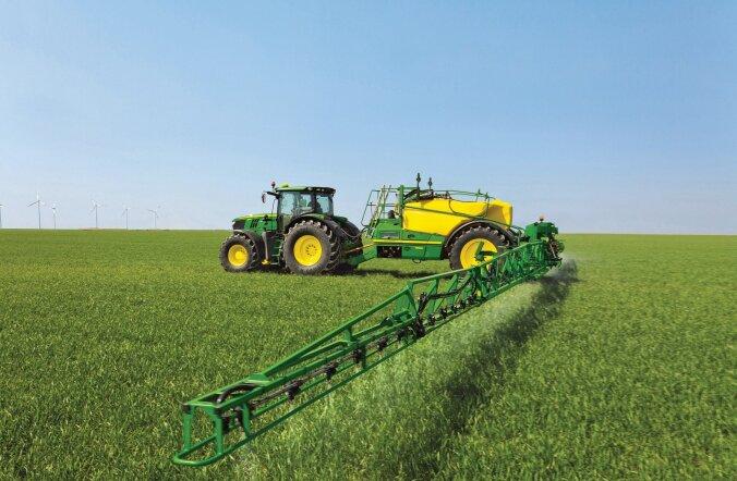 John Deere'i PowrSpray – uus tase taimekaitsetöödel!