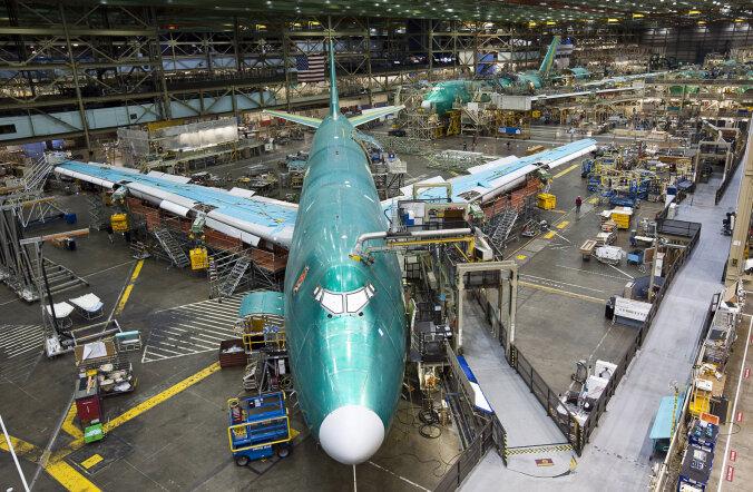 Boeing on hädas: juba teine suurkoondamine tulekul