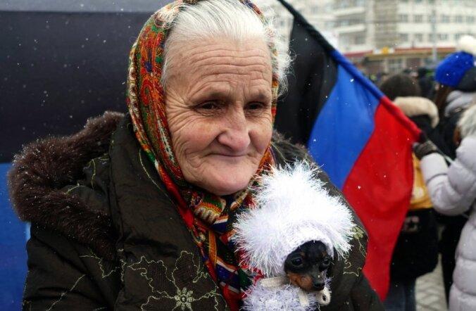 """Осколки. Паспорта, """"гуманитарка"""" и будущее в тумане: повседневная жизнь Донецка в 2017 году"""