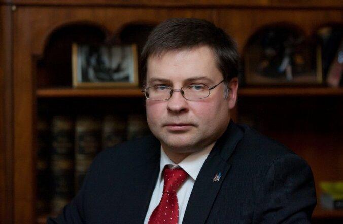 Dombrovskis: mingit kakskeelsust ei tule ka omavalitsuste tasandil