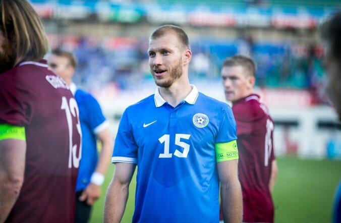 Eesti vs Läti jalgpall