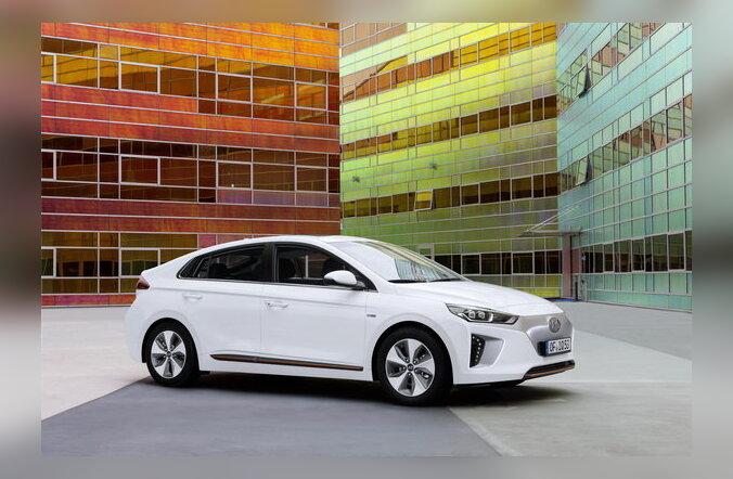 WhatCari proovisõit: elektriline Hyundai Ioniq – sobiv võrdlus oleks neljakohaline tsikkel