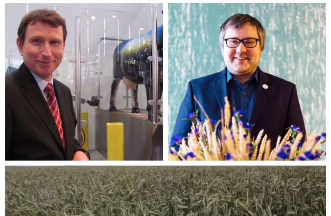 Eesti Põllumeeste Keskliit ja Eesti Põllumajandus-Kaubanduskoda ühinevad