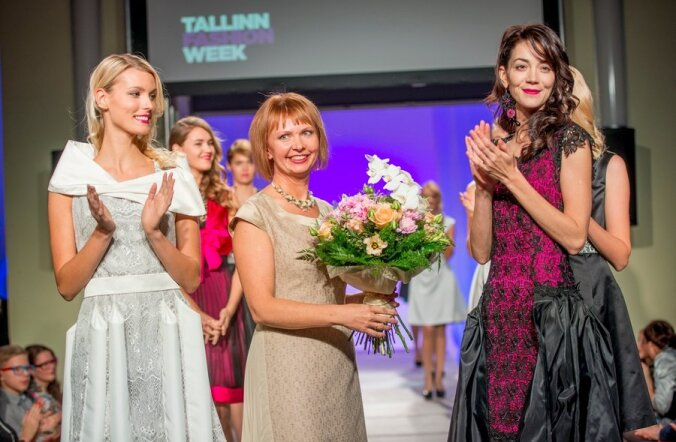 Tallinn Fashion Week Diana Denissova moekollektsioon