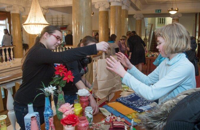 Heategevuslik laat Vene kultuurikeskuses