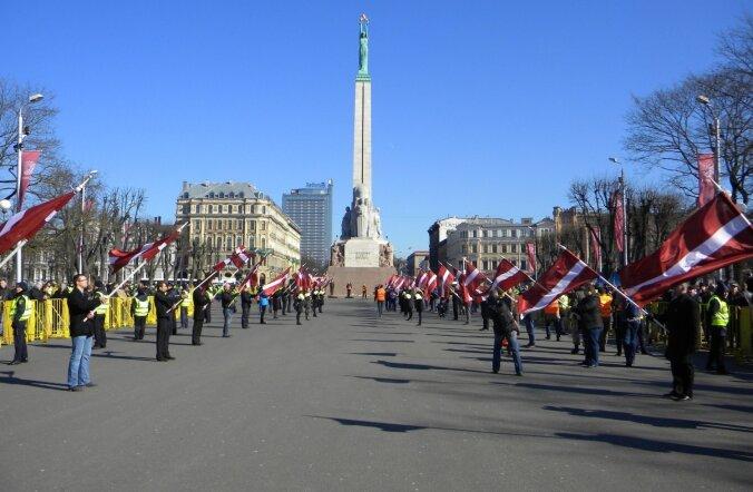 16 марта в Риге - день легионеров