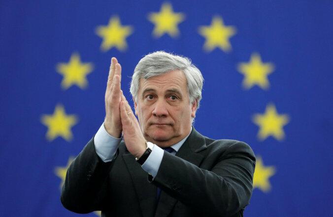 Новый глава Европарламента. Запомните, как его зовут
