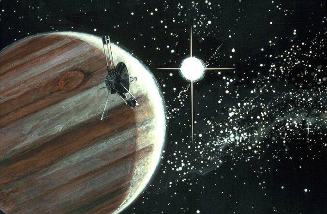 Päikesesüsteemist väljuvate sondide veidra kiirenduse põhjused on selgunud