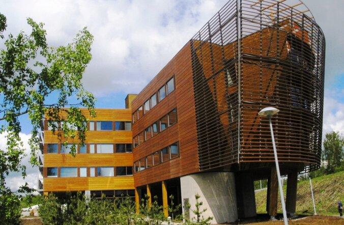 Soome arendab puitehitust. 2019 valmib maailmakuulus Wood City