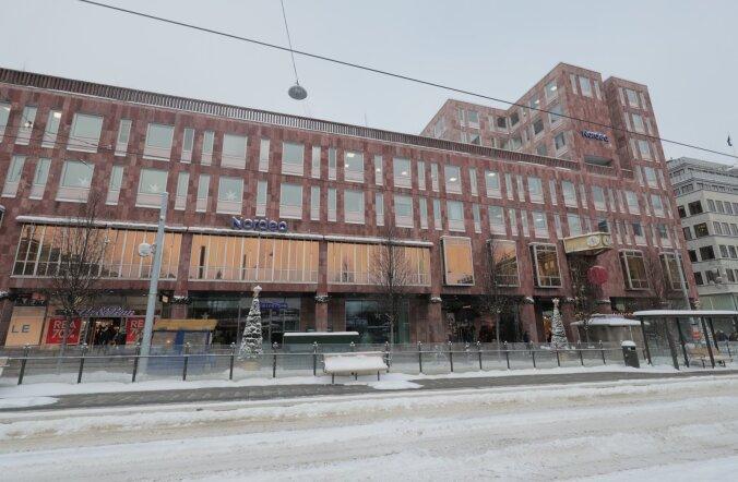 Nordea kaalub oma peakontori Rootsist ära kolimist