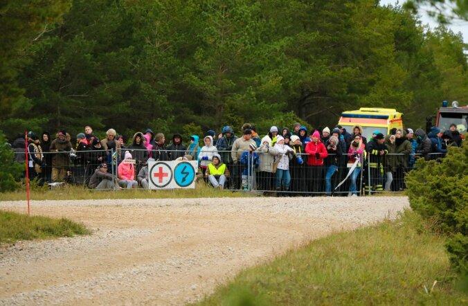 Sylveston Saaremaa ralli 49