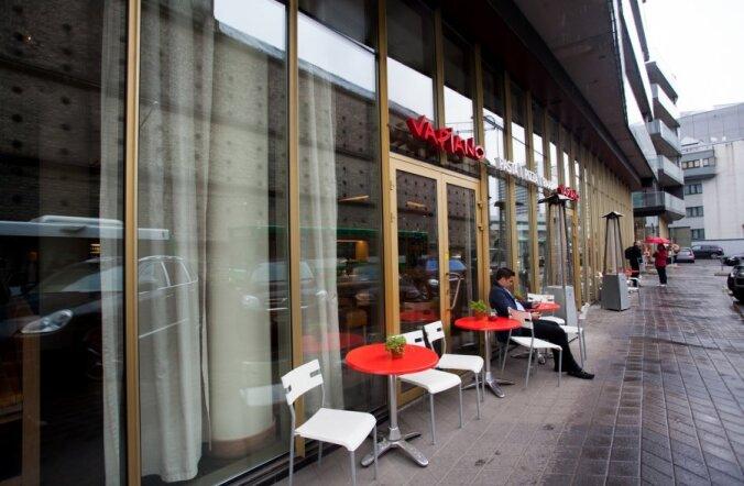 Vapiano söögikoht Tallinnas